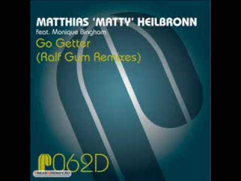 Matthias 'matty' Heilbronn Feat.  Monique Bingham -  Go Getter (Soulflower Mix)