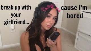 Break up with your girlfriend, I'm bored ~ Ariana Grande Cover