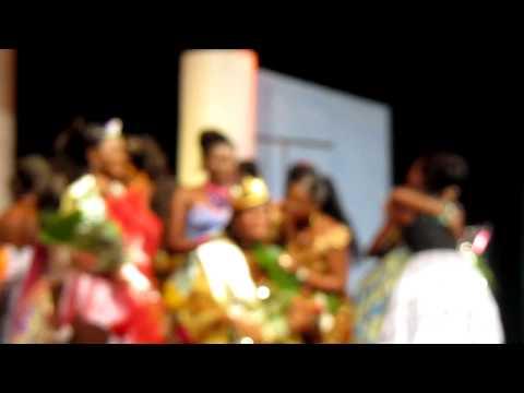 Miss Ghana Tourism Contest