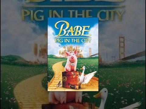 Babe: Pig in the City is listed (or ranked) 18 on the list The Best Live Action Animal Movies for Kids