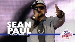Sean Paul Cheap Thrills Live At Capital s Jingle Bell Ball 2016