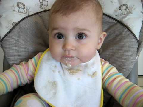 Olivia and her Oatmeal Part II