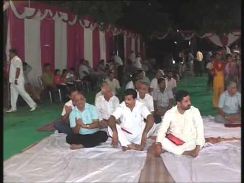 Ni Main Nachna Shyaam De Naal Ajj Mainu Nach Len De  By Dhiraj Ji Dhir video