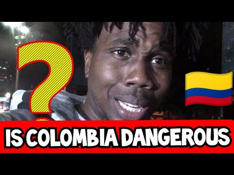 Is Colombia safe?