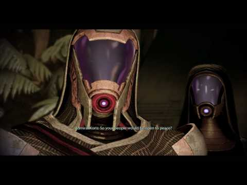 Mass Effect 2: Tali Loyalty Mission with Legion Part 4