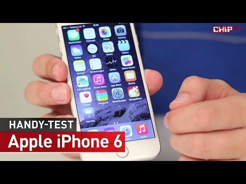 Apple iPhone 6 - Test deutsch   CHIP
