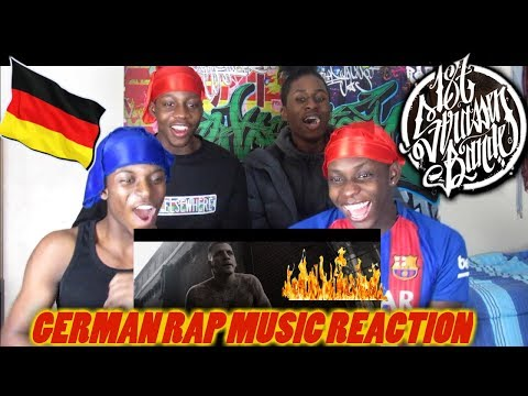 187 Strassenbande Ft Bonez Mc, GZUZ,  LX, RAF CAMORA, & MORE - REACTION!