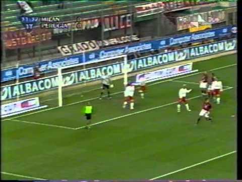 Milan-Perugia SF Coppa Italia 2002-03 RITORNO