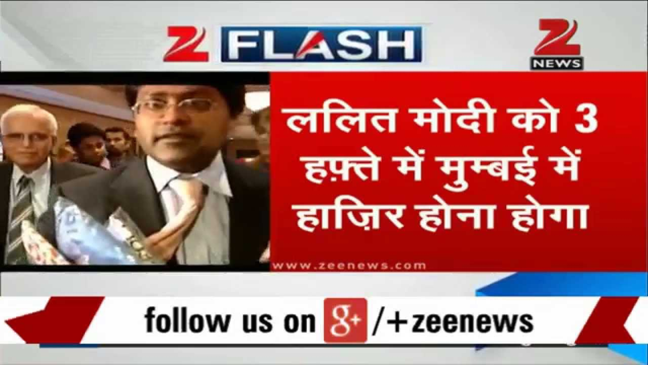 ED issues summons to Lalit Modi in money laundering case