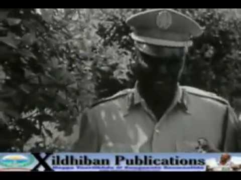 Siad Barre - Italia - Somalia - Part 1