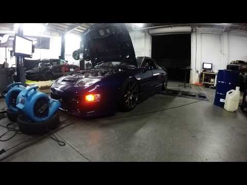 Dynoing Built NA Z32 300ZX