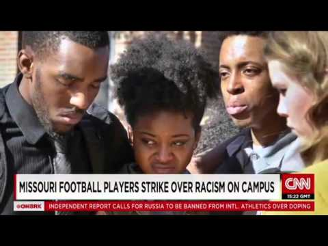 SASM Project: Racism in Sports