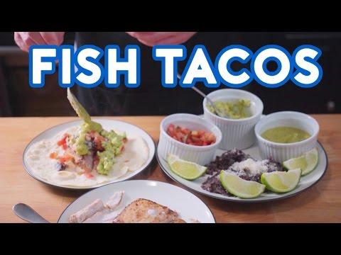 Binging with Babish: Fish Tacos from I Love You, Man