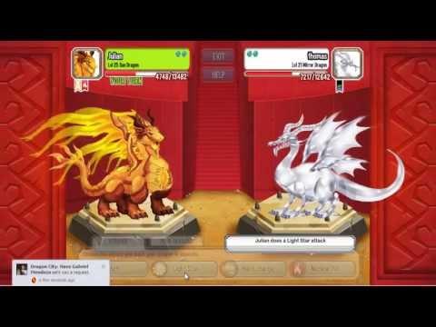 Dragon City-EPIC combat(Toxic.Moon.Sun)