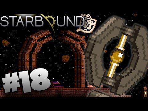 ИГРАЕМ В БОГА! - Starbound #18