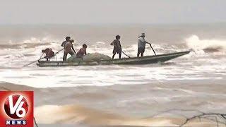 Cyclone Gaja May Intensify In North Tamil Nadu, South Andhra Pradesh