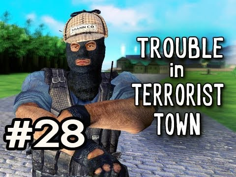 Trouble In Terrorist Town w/Nova & Sp00n Ep.28: ASSASSINATION