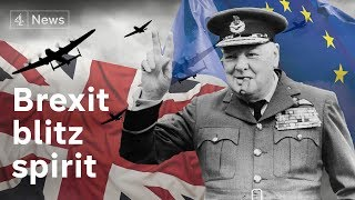 Brexit Blitz spirit: Why does it always come back to the war?