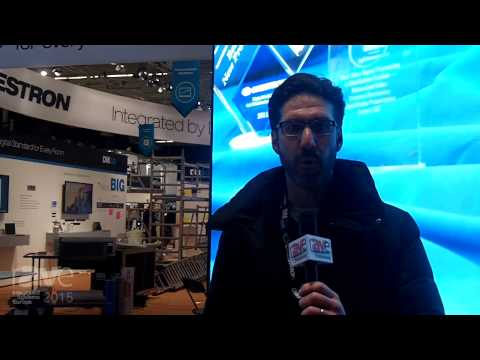 ISE 2015: Crestron Reviews New Products to Expect at ISE 2015