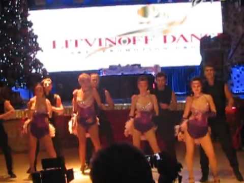 Salsa show 'I Love You Baby'. http://latinmotion.com.ua/