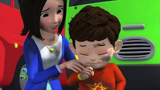 Tayo Songs l #02 The Brave Cars l Tayo the Little Bus l Tayo's Sing Along Show 1