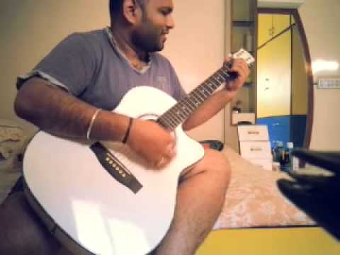 Guitar cover of Aadat from jal the band