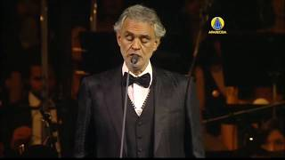 Watch Andrea Bocelli Ombra Mai Fu video