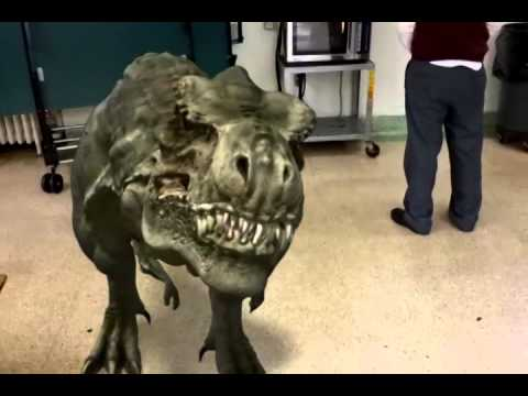 Dinosaur in Neil McNeil