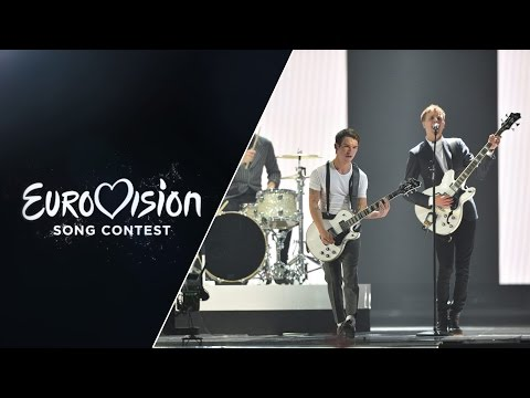 Anti Social Media - The Way You Are (Denmark) - LIVE at Eurovision 2015: Semi-Final 1