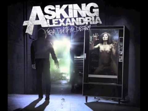 NEW 2013!! Asking Alexandria-Someone Somewhere (Ben Bruce acoustic)