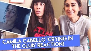 Download Lagu Camila Cabello 'Crying In the Club' Reaction! Gratis STAFABAND