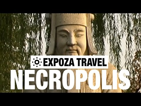 Necropolis Of the Ming Dynasty Travel Video Guide