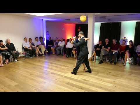 Bailando Reisen presents:  Fausto Carpino & Stephanie Fesneau at Lake Chiemsee (Jan 2019)