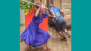 Kansiime meets daughter's boyfriend 🤦🏿♀️. African comedy.