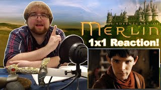 "Merlin (1x1): ""The Dragon's Call"" 
