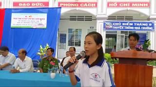 LIVESTREAM LỄ TRAO TẶNG XE ĐẠP HỌC SINH NGHÈO TRƯỜNG THCS NGUYỄN CAO CẢNH