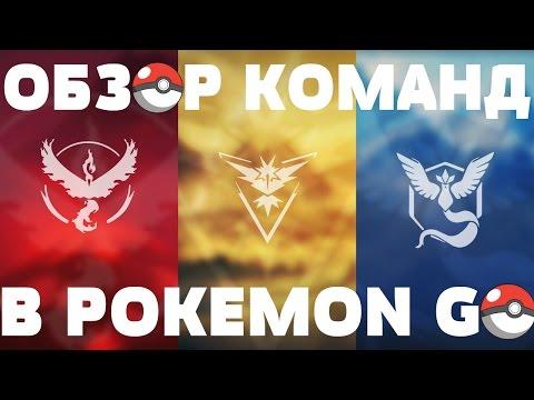 Выбор команды в Pokemon Go | Как захватить Gym | Гайд от Анна Линич