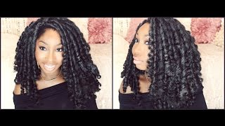 Crochet Hair Loose Deep : HMONGHOT.COM - My-protective-style-freetress-loose-deep-crochet-braids