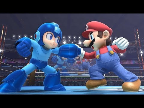 Super Smash Bros for Wii U/3DS - Little Mac Announcement Trailer