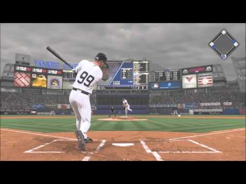 MLB 15 The Show PS4 New York Yankees Franchise (Y4,G2): Tigers vs Yankees