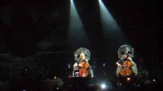 Apocalyptica - Nothing else matters. Live in Moscow 2008