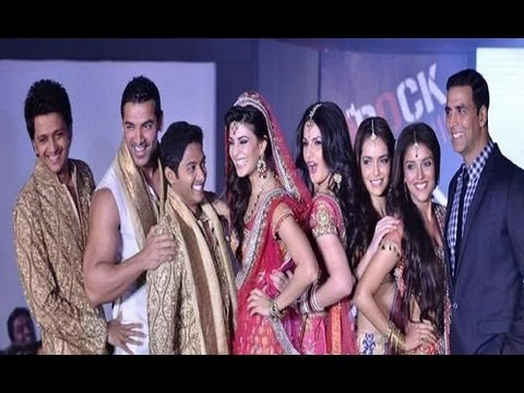 'Housefull 2' Cast Creates Masti On The Ramp