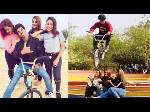 Stunning Stunts With India's National level BMX Gold Medalist - Yusuf BMX