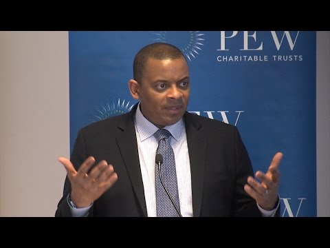 U.S. Transportation Funding Challenges and Solutions | Secretary of Transportation Anthony Foxx