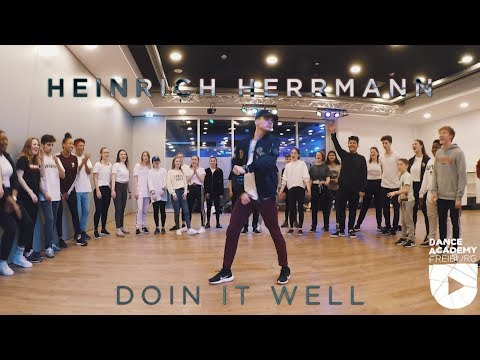 Heinrich Herrmann -  Doin it well