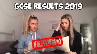 OPENING OUR GCSE RESULTS 2019 *LIVE REACTION*