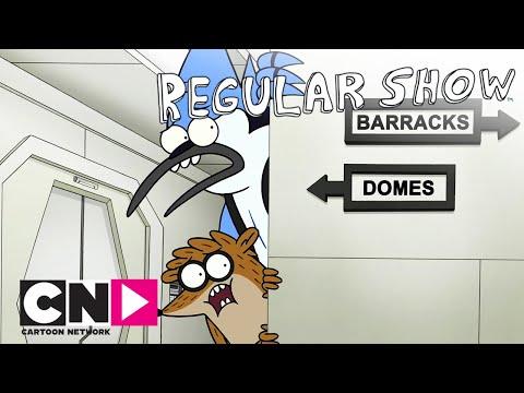 Обычный мультик | Операция: Не слушай зло | Cartoon Network