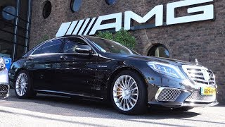 Mercedes S65 AMG - V12 S Class BRUTAL Drive Review + Sound Acceleration Exhaust