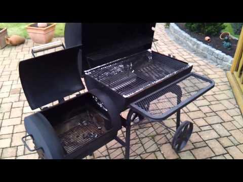 Der BBQ Smoker Eine kurze Einleitung der Funktion
