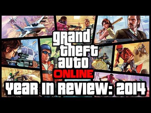 GTA 5 Online - 2014 DLC Review!